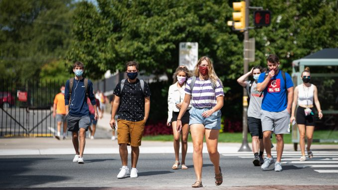 Cornell shifts its COVID-19 alert level to Yellow