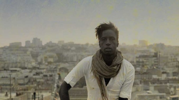 Spoken word poet, musician, songwriter, actor and author Saul Williams uses his international travels and teenage love for hip-hop as inspiration for his work. ( COURTESY ANDREW GURA )