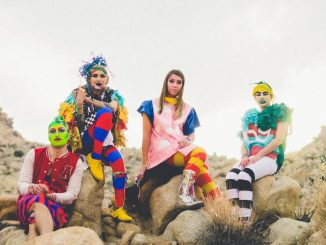After a four-year hiatus, indie-pop band Tilly and the Wall has returned with a new album featuring the group's trademark upbeat sounds. ( COURTESY JASON MEINTJES )