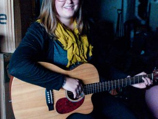 Kelsey Alvarez, a music therapy major, is the president of the Music Therapy Club. ( ABI REIMOLD   TTN )