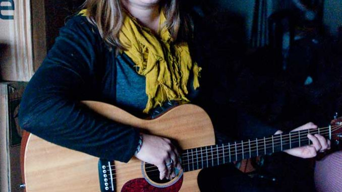 Kelsey Alvarez, a music therapy major, is the president of the Music Therapy Club. ( ABI REIMOLD | TTN )