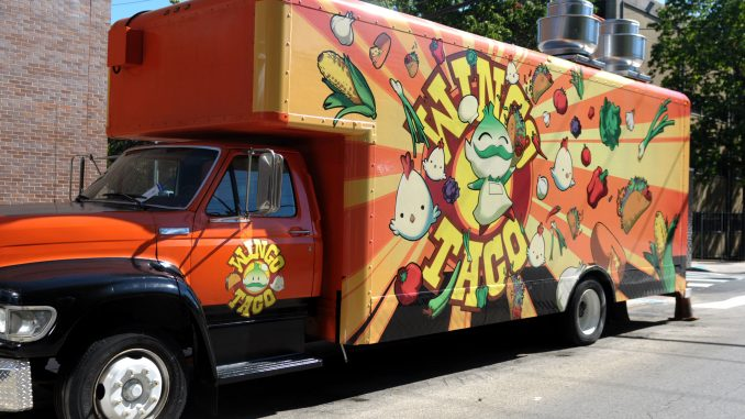 New food truck Wingo Taco opened for business Sept. 25. ( ABI REIMOLD | TTN )