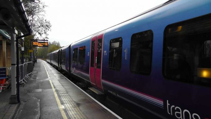 TransPennine Express transports travelers throughout England and is one of the few train operating companies that runs 24 hours a day. | AMELIA BRUST / TTN