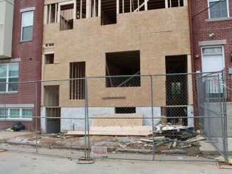 Construction projects near campus were the subject of a report by the city controller in October, which highlighted a lack of respect for residents. | CINDY STANSBURY / TTN