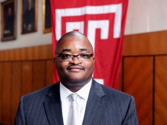 Kevin Clark joins Temple as the senior adviser to President Neil Theobald. He came to Temple after serving as associate athletic director at Indiana University. | ABI REIMOLD TTN