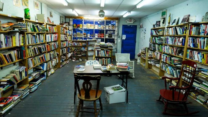 """Mostly Books, located at 529 Bainbridge St., keeps in touch with its customers by posting trivia questions for """"gold stars"""" on its Facebook page. 