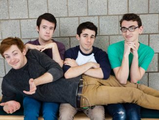 """Student-produced """"One of the Guys"""" will premiere on Feb. 19.   Courtesy Amanda Neuber"""