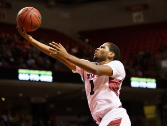 Senior guard Khalif Wyatt averages 18.6 points per game, leading his team and the Atlantic 10 Conference. Wyatt's story at Temple, where he was the sixth man as a sophomore and broke out as a junior, has happened before. | HUA ZONG / TTN