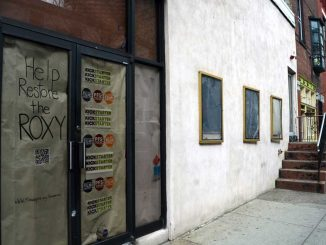 """The Roxy Theater, located at 2023 Sansom St., is being renovated through a Kickstarter campaign started by the Philadelphia Film Society. The theater opened its doors for the first time in 1975 and was formerly owned by Max Raab, the producer of the cult classic """"A Clockwork Orange."""" 