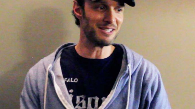 """Josh Wolf, a comedian who frequently appears on """"Chelsea Lately"""" and """"After Lately,"""" came to Helium Comedy Club Friday through Sunday night.  KAIT LAVINDER / TTN"""