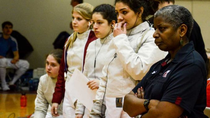 The fencing team makes no move at the end of this season. The Owls are one of three teams not becoming members of the American Athletic Conference. | DANIEL PELLIGRINE / TTN