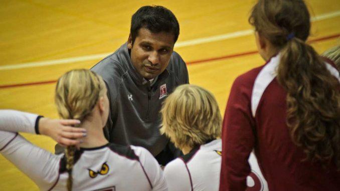 Coach Bakeer Ganes. | TTN