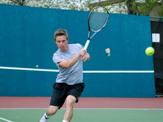 The tennis teams will enter a conference next season that has a higher level of competition. | ABI REIMOLD / TTN