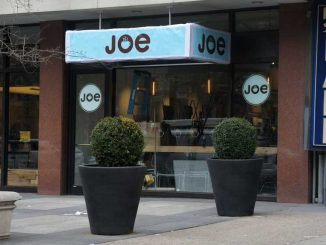 Joe Coffee at 18th and Walnut streets, will be the first Philadelphia location. The company plans to open a location on Drexel University's campus. | DALEXIS PEGUERO / TTN