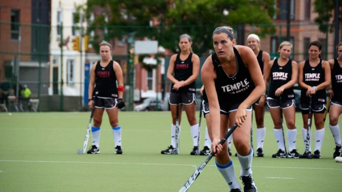 Senior midfielder/defender Molly Doyle is entering her final season with the team, while gearing up for a conference move to the Big East. | Andrew Thayer TTN