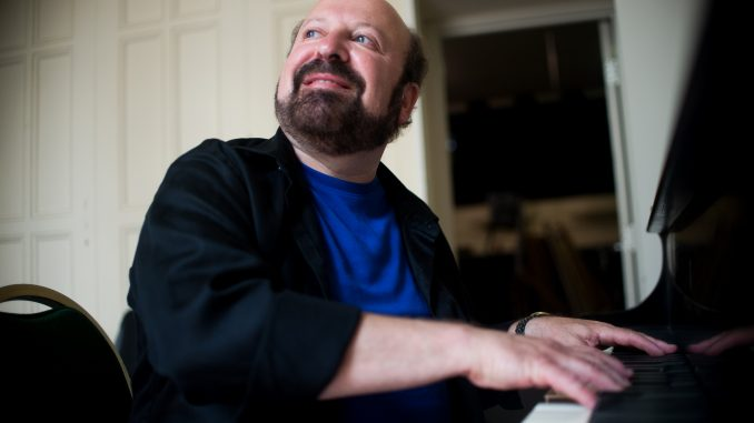 Ryvkin's career as a musician began with his experience as a pianist. He has served as artistic directoe for the Santa Barbara Opera, as well as a conductor and prep course master. He will teach at Temple beginning this semester. | Abi Reimold TTN
