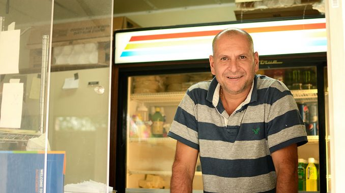 Herbert Mena owns Temple's Best Authentic Mexican. | Andrew Thayer TTN