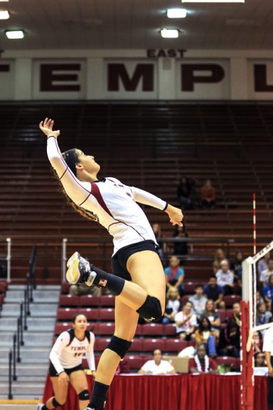 Temple beat Delaware State and Brown before losing to Hofstra in the final match. | Hua Zong TTN