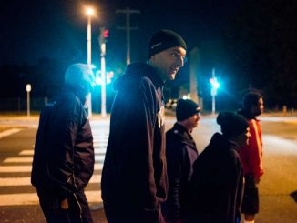 The nonprofit Back on My Feet organizes runs with volunteers and the homeless at 5:30 a.m. as a part of the program toward better living. | ABI REIMOLD TTN