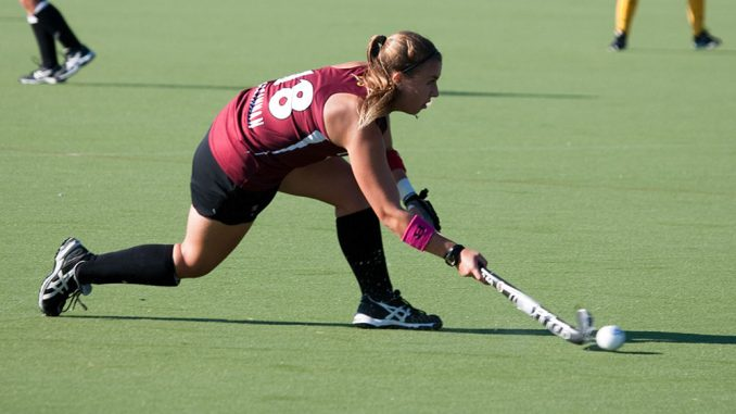 Rachel Steinman collected one assist during Temple's recent win over Appalachian State. The redshirt sophomore scored her first goal this season against Villanova. | Paul Klein TTN