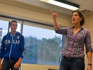 Leah Walton's said being a professional actress helps her teach Art of Acting effectively. | Sash Schaeffer TTN
