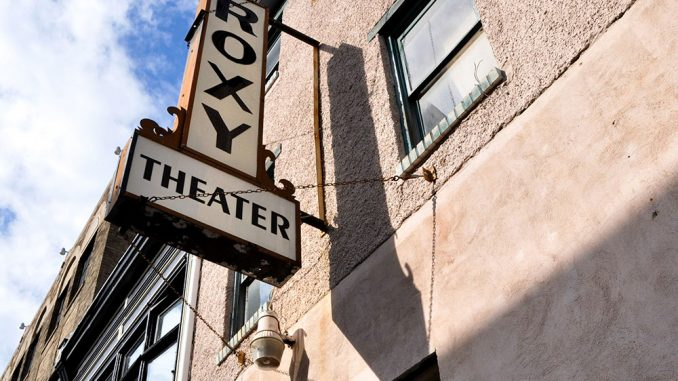 The Roxy Theater will host tours at this year's film festival. | Kristen Vanleer TTN