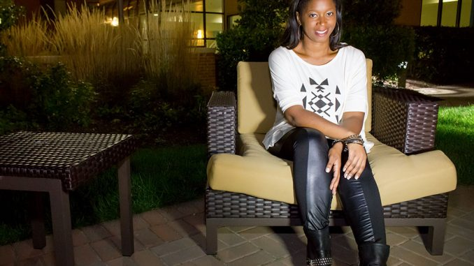 Brittiny Stewart runs the blog Fashion of Philly, documenting fahion culture in the city. | COURTESY Shariff Adams