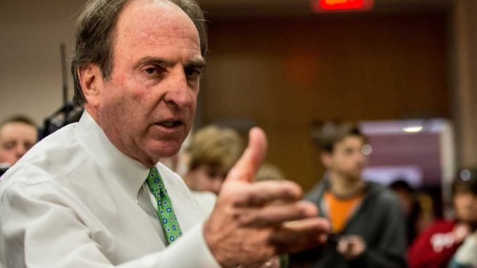 Coach Fran Dunphy and his staff have only gotten one committment for the 2014 class. | TTN FILE PHOTO