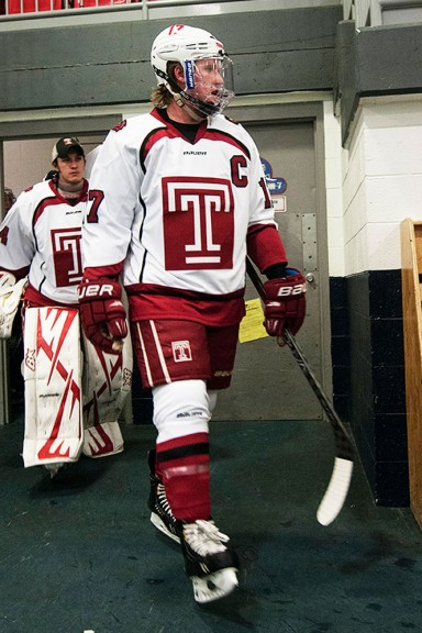 Greg Malinowski has scored three goals in the team's first four games this season.   Patrick McPeak TTN