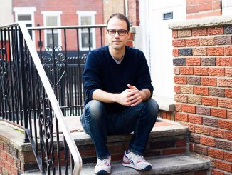 """Associate professor of public history Seth Bruggeman acts as a consulting historian for """"A Funeral for a Home,"""" in order to support preserving the history of city buildings. 