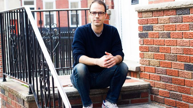"""Associate professor of public history Seth Bruggeman acts as a consulting historian for """"A Funeral for a Home,"""" in order to support preserving the history of city buildings.   Luis Fernando Rodriguez TTN"""