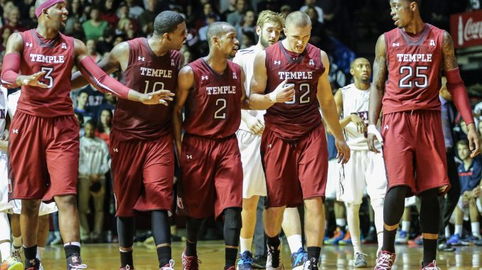 The Owls triumphed in the earliest-ever (by date) Big 5 game. // HUA ZONG // TTN