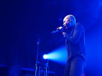 Fitz and the Tantrums showed off its lively stage presence on Nov. 1   Andrew Thayer TTN