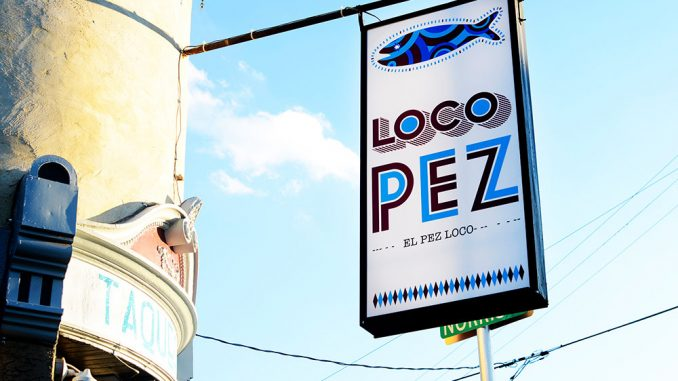 Loco Pez, located at 24th and Norris streets, is still successful despite a robbery in December. | Andrew Thayer TTN