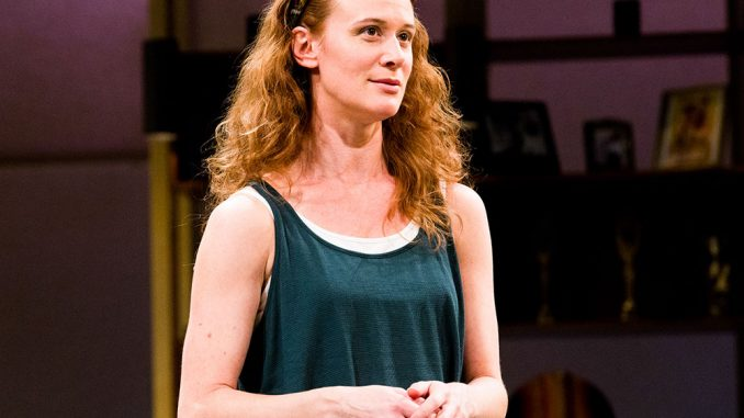 """Krista Apple takes the largest stage in her career thus far at the Walnut Street Theatre in Jon Robin Baitz's """"Other Desert Cities."""" 