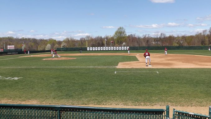 The baseball team has played at Skip Wilson Field in Ambler, Pa., since the facility first made its debut in 2004. The field seats 1,000 people and lacks lights.   Stephen Godwin JR. TTN