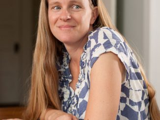 Pattie McCarthy will teach Poetry of Place as a summer class. | courtesy PATTIE MCCARTHY