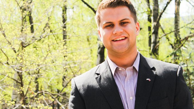 Ray Smeriglio was elected to serve as the next student body president earlier this month. A former Owl Team Leader, Smeriglio's platform calls for changes to the orientation process and dining services. | Aja Espinosa TTN