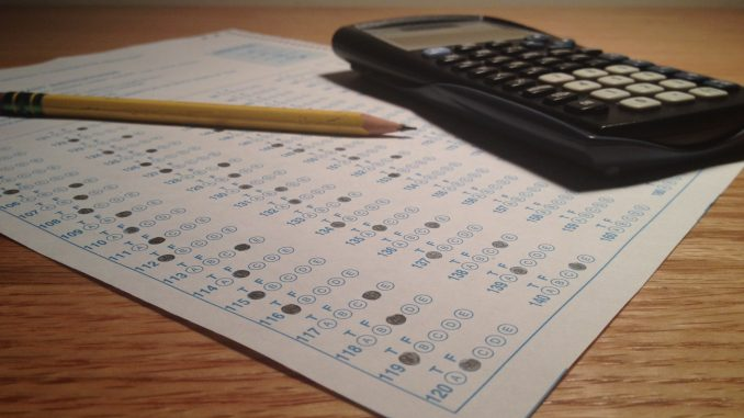 Temple officials said the SAT and ACT are not fair indicators of a student's success in college. | MARCUS MCCARTHY TTN