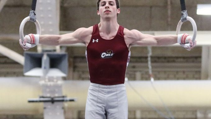After two seasons in an Owls uniform, Evan Eigner is transferring to Ohio State.   Hua Zong TTN