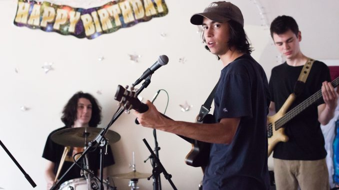 After starting out on Bandcamp, local musician Alex Giannascoli was recently featured in Rolling Stone and Pitchfork magazines. ALEX FRIEND | TTN