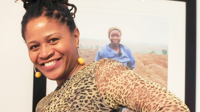 Iris Dawn Parker uses her photos to highlight South African culture. COURTESY IRIS DAWN PARKER