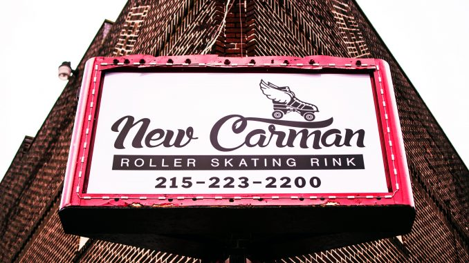 The Carman Roller Skating Rink opened in 1932 and still hosts skaters. Aaron Windhorst | TTN