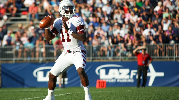 Sophomore quarterback P.J. Walker has thrown seven interceptions in 2014, one less than his total from last year. Andrew Thayer |TTN
