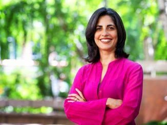 Professor Jaya Ramji-Nogales created IntLawGrrls in 2007. COURTESY   jaya ramji-nogales