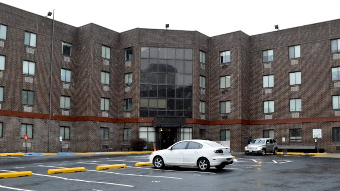 Temple's contract with Elmira Jeffries, on 15th and Jefferson streets, will cease effective this summer. The complex will be available to lease privately. | Sash Schaeffer TTN