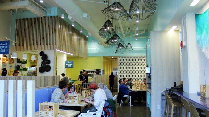 Iron Chef Jose Garces opened Buena Onda on March 16 in the Fairmount neighborhood. | Eamon Dreisbach TTN