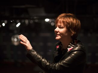 Mary Javian, curator of the ClassicAlive shows at World Café Live, discusses plans for the upcoming electro-classical show that will be hosted on March 20.   Margo Reed TTN