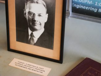 Several of Temple's buildings are named after university benefactors who donated money, while others are named after past presidents. Some, like 1300 and 1940 residence halls and the SERC, are not named after anyone. | Allan Barnes TTN