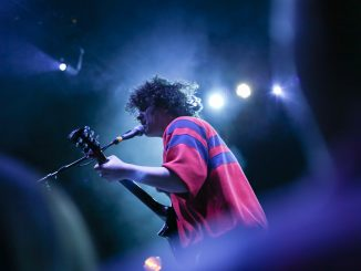 The Districts, from Lititz, Pennsylvania, played a show at Union Transfer, an R5 Productions all-ages venue on Feb. 14.   Jenny Kerrigan TTN